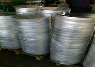 Construction / Decoration Aluminum Disks 3003 Alloy O H14 H16 10 Years Warranty
