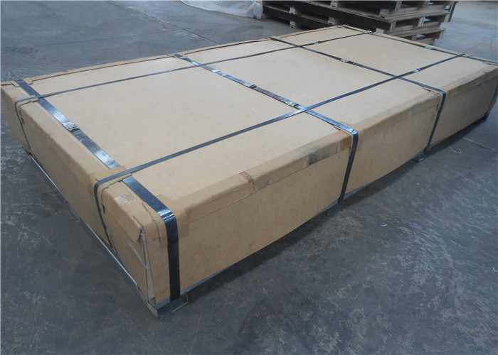 AA1100 H14 Aluminium Alloy Sheets With Polykraft #40 Thickness 0.6mm 0.8mm 0.9mm