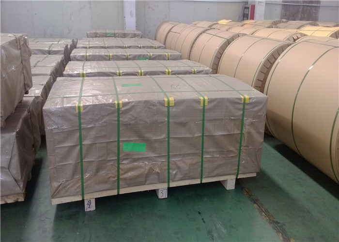 Width 800 - 1500mm Hot Rolled 5083 Aluminum Plate For Boat / Ship Building