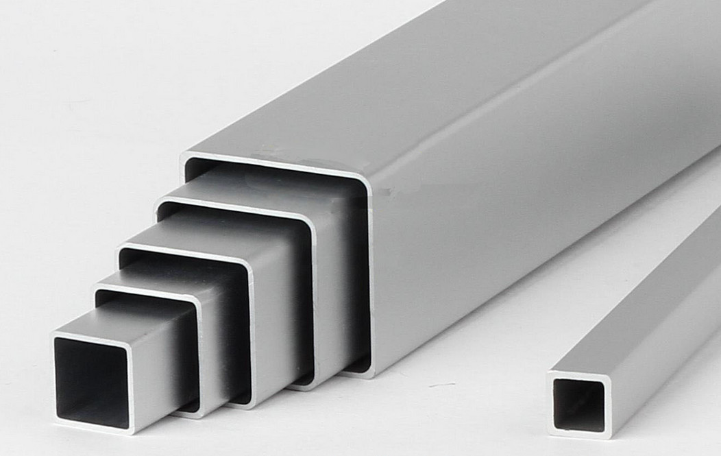 Heat Extrusion Thick Wall Large Diameter Aluminum Pipe WT 0.3mm Grade 6000 Series