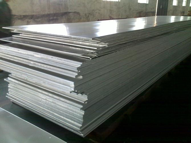 Silver Hot Rolling 3003 H14 Aluminum Sheet / Plate Thickness 0.5 - 5.0 MM