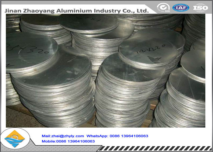 Anti - Corrosion Aluminum Disk 0.4 0.5 0.8 5.0mm Thickness For Pots / Pans