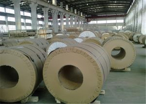 3000 Series Mill Finish Aluminium Coil Dalam Rolls 3003 H18 / H14