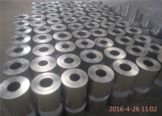 1100 1050 1060 3003 Paduan Aluminium Coil RAL Color Mill Finish Aluminium Gulung