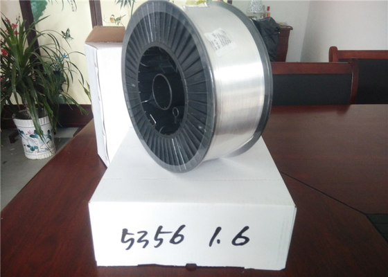 1.0mm 1.2mm Er5356 Aluminium Welding Wire Kimia Komposisi GB / T3190-1998